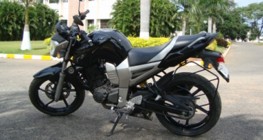 Everything You Need To Know About Yamaha FZ Black