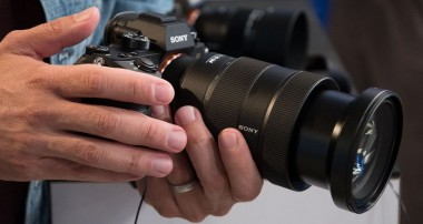 The new Sony A9: their most advanced frame yet
