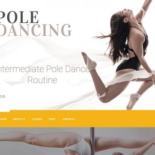 10 High-Quality Dance Studio WordPress Themes For Dance Schools, Courses, and Academies 2017