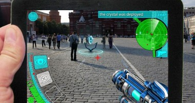 Augmented Reality Games – A Whole New World