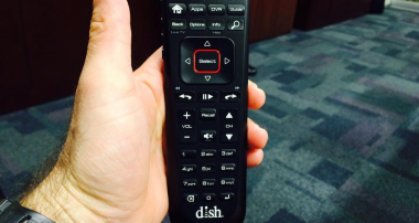 DISH Network Voice Controller