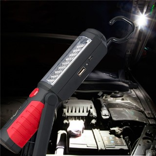 How about the latest Super Flashlight to lighten your darken roads?