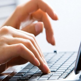 Learn your typing easily through this site