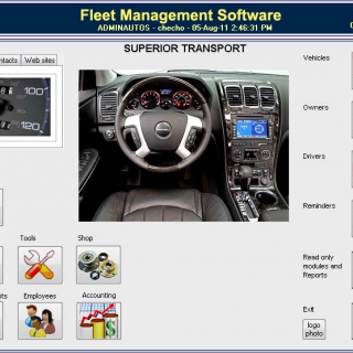 Efficient Fleet Management Made Possible with the Right Software Program