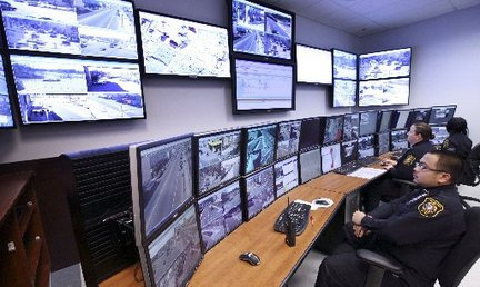 police surveillance growing