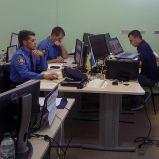 Ukrainian police in the Cherkasy region are continuing their investigation into cybercrime