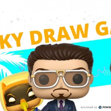 SDCC 2017 Funko Lucky Draw Game Finally Gets Activated By PowerCore