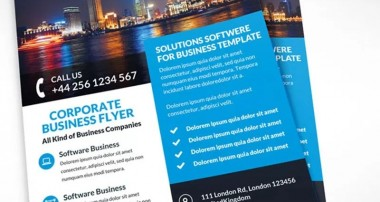 The Top Free Flyer Design Templates
