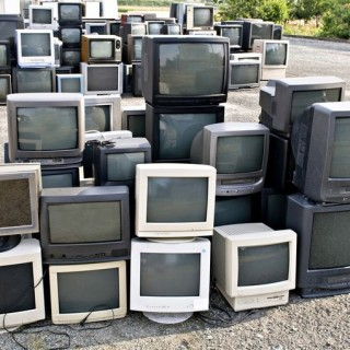 What happens to your old IT equipment when it is recycled?