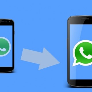 How can I transfer WhatsApp messages from Android to Android