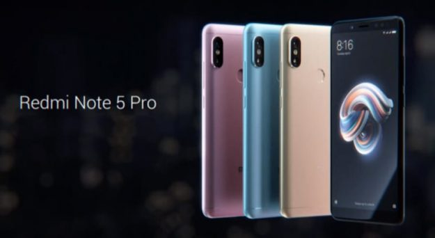 Redmi Note 5 Pro Specifications and Prices