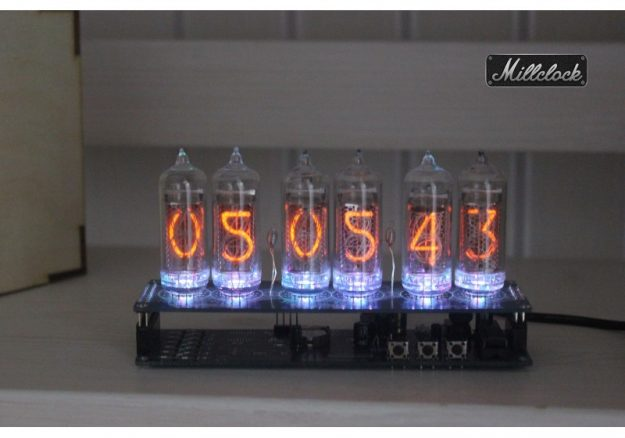 Nixie Tube Clock: A Great Feature for Any Interior Design