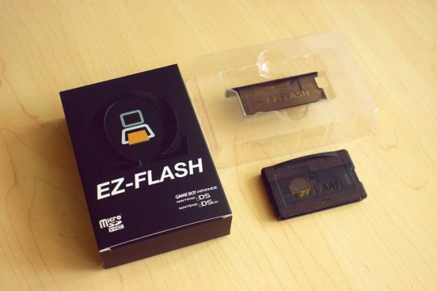 EZflash Omega-Is the best GBA flashcart for any GB/NDS consoles?