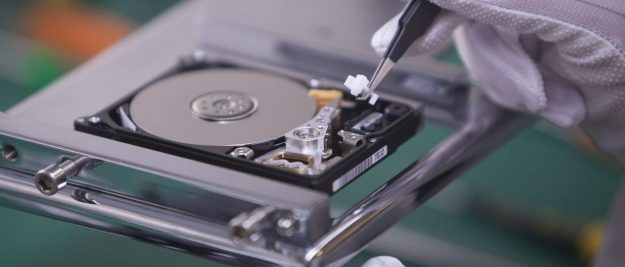 Hard Drive Recovery Experts
