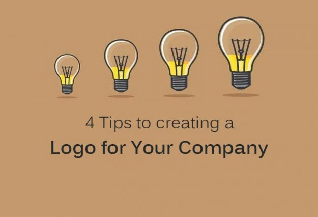 4 Tips to creating a Logo for Your Company.