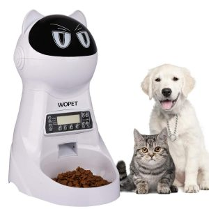 Best Automatic Feeder for Large Dogs In 2018