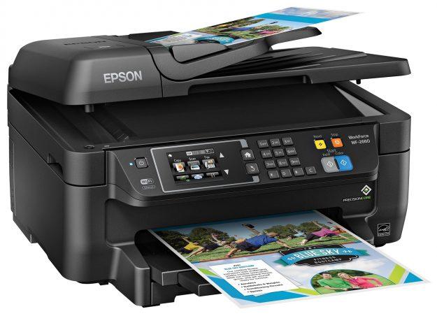 Under The Spotlight – Epson Printers