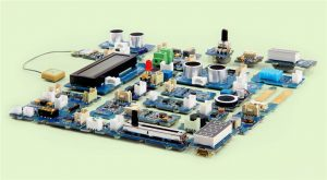 Sourcing of electronic components