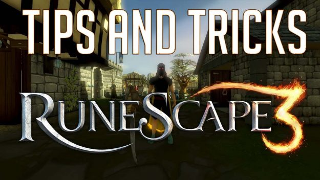 Tips & Tricks for Runescape 3