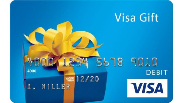 Simple Way to Make Loved Ones Happy: Visa Cards as Gifts