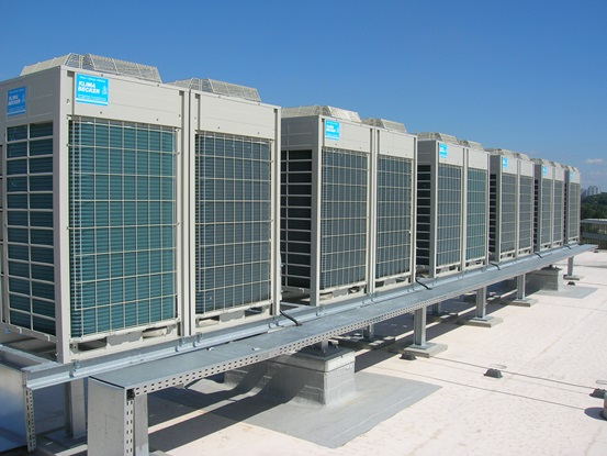 Why Commercial Buildings Need VRF Systems