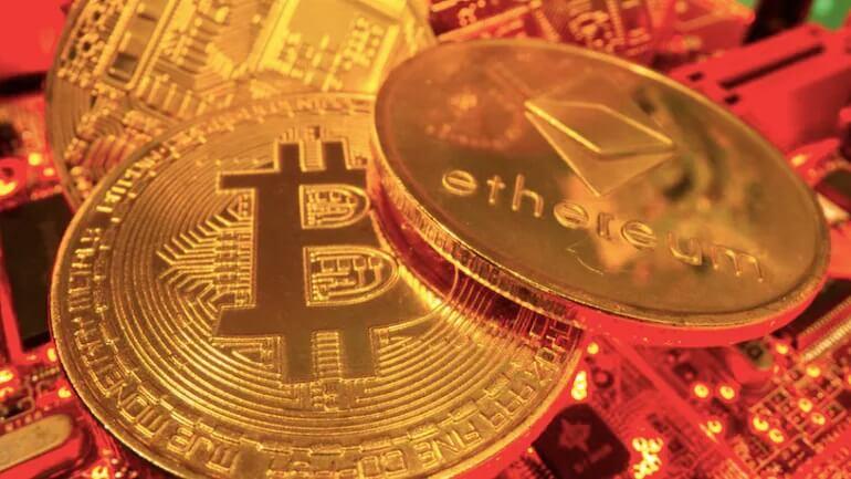 Crypto mining and crypto trade
