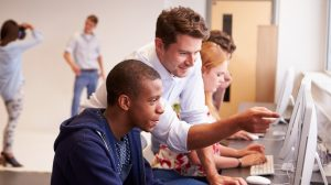 How can Technology improve academic performance?
